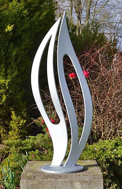Garden Sculpture 4, Contemporary Garden Sculptures
