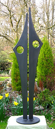 garden sculpture and abstract art for outside